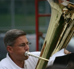 Jim Walton On Tuba